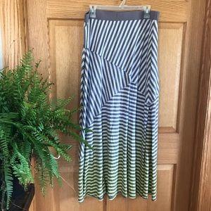 Calvin Klein performance ,striped skirt